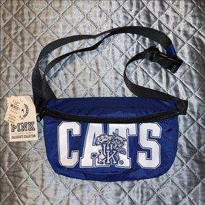 PINK Kentucky Wildcats Fanny pack NWT